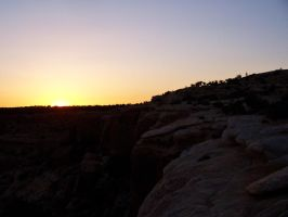 Muley Point Sunset by DailyB