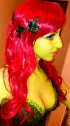 Poison Ivy - sideview of hair by nodanaonlyzuul