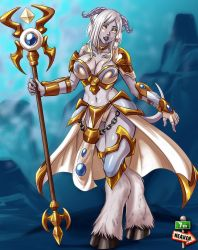 Commi - 0931 - Draenei by 7th--Heaven