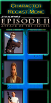 Star Wars Episode II: Attack of the Clones Recast by MarioFanProductions