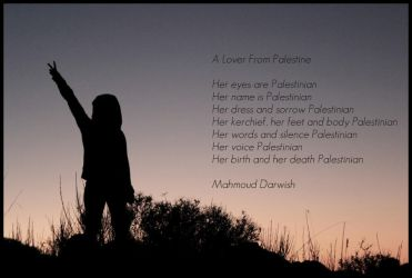 A Lover from Palestine by nasahkalam