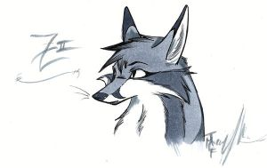 Grayscale Test by MadCheshireFox