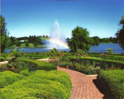 Chicago Botanic Garden by marmicminipark