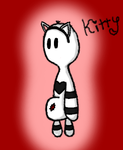 Kitty (Request Plushie) by HarryTheRipper