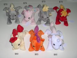 Beany ponies for sale by Bladespark