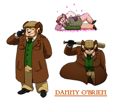 Danny O'Brien by FastAndDelicious