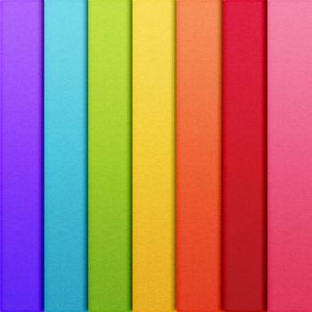 Ombre Rainbow Papers by harperfinch
