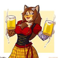 [C] It's Oktoberfest Somewhere! (Fixed!) by Holtzmann
