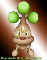 Pokemon 438 Bonsly