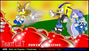 Team CulT - Power Formation by TheStiv