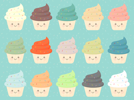 Cupcakes by apparate