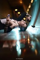 Tokyo Ghoul - Uta the Peacemaker by vaxzone