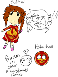 Panem in other Historical Comedies by PawgaPoshee