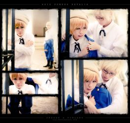 Axis Powers Hetalia ::05 by Cvy