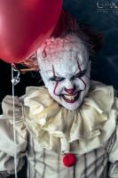 Pennywise Cosplay by CLeigh-Cosplay