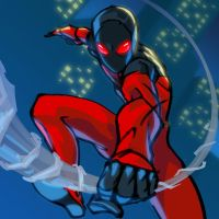Scarlet Spider by Nexxorcist