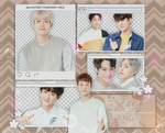 [PNG PACK #890] EXO - (LOTTE DUTTY FREE) by fairyixing