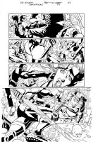 Deathstroke Issue 2 Page 7 by aethibert