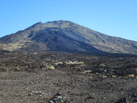 youngest lava field of Teide by callmenotwo