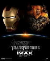 Avengers Transformers poster 2 by GeekTruth64
