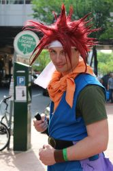 Crono Cosplay 1 by Flamesofmercy