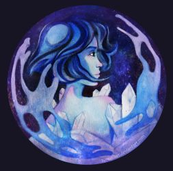 water witch by TenWalker