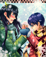 [Gift] First Snow by i-Shinnie
