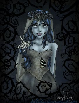 The Corpse Bride by shylalee