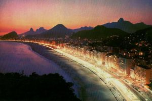 Postcard from Copacabana. by CamilaKL