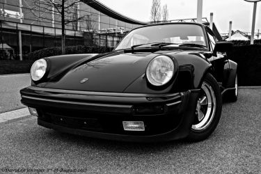 Porsche 911 Turbo by DavidGrieninger