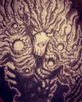inktober2017 Day 27 groot by guillo0