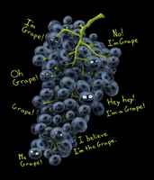 I'm Grape by Vorgus