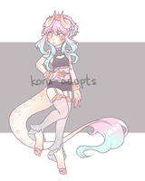 XV Candied Rose {Set Price} CLOSED by Koru-Adopts