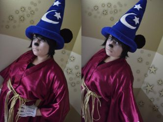 Sorcerer's Apprentice Cosplay by YamiKlaus