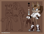 Contest Entry Character Design 2 by DJ990J