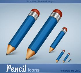 Pencil by nahas-pro