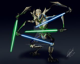 General Grievous by Himdolion