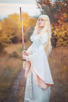 The Lord of the Ring cosplay. Eowyn by Mellefuielle