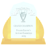 FE Autumn Exhibition - Grand Champion Trophy by oTapirus