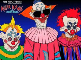 Killer Klowns from Outer Space by monsterartist