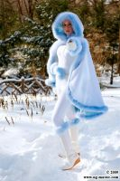 Ilum Snow Bunny Padme 04 DNg by BenaeQuee