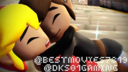(MMD) Me and DKS01Gaming by bestmovies7819