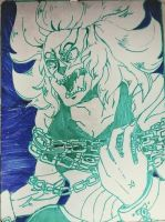 SU Malachite - Whiteboard by 25thHanabusa