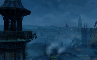 Assassin's Creed Istanbul by ilker-yuksel