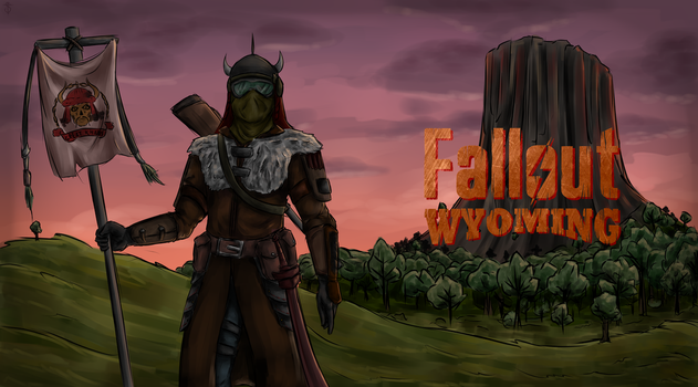 Fallout: Wyoming by 6EditoR9