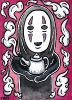 No Face ATC by emmadreamstar