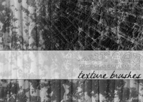 Texture Brushes by nureen-REStock
