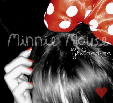 Minnie Mouse by gr3nadine