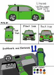 Linzie's Car Reference Sheet by MC4E84