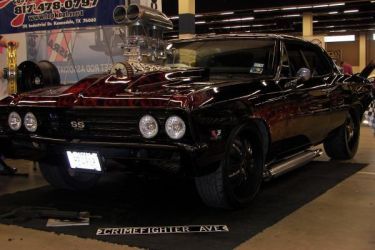1967 Chevelle SS 15 by dragostat2